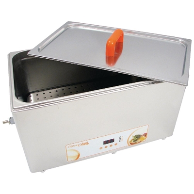 clifton waterbath 28ltr unstirred complete with lid u0026 perforated shelf direct - Sous Vide Machine