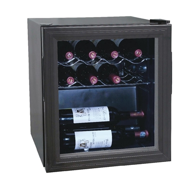 polar 11 bottle countertop wine fridge ce202 buy online at nisbets. Black Bedroom Furniture Sets. Home Design Ideas