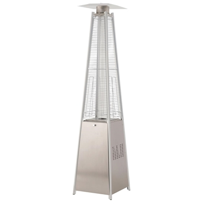Tahiti Flame Stainless Steel Patio Heater 13kw ...