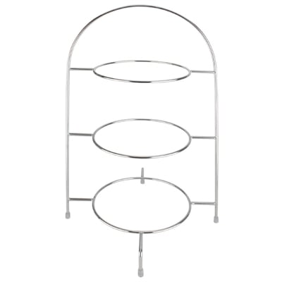Olympia Plate Stand for 3x Plates up to 10 1/2 ...  sc 1 st  Nisbets & Olympia Afternoon Tea Stand for Plates Up To 267mm - CL572 - Buy ...