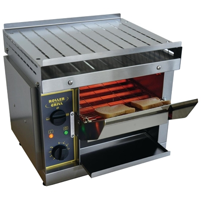 Roller Grill Conveyor Toaster CT540 CN664 Buy line at Nisbets