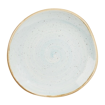 Churchill Stonecast Duck Egg Round Trace Plate 7 1/4 ...  sc 1 st  Nisbets & Churchill Stonecast Trace Plates Duck Egg Blue 186mm - DA733 - Buy ...