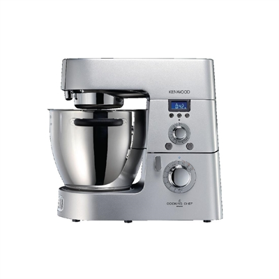 Robot cuiseur cooking chef kenwood km096 dl229 nisbets for Robot kenwood cooking chef prix