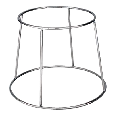 Chrome Plated Platter Stand - DL523 - Buy Online at Nisbets on