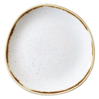 churchill-stonecast-round-plates-barley-white-210mm ...  sc 1 st  Nisbets & Churchill Stonecast Round Plate Barley White 210mm - DM463 - Buy ...