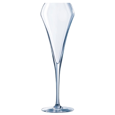Chef sommelier open up champagne flutes 200ml dp751 for Buy champagne glasses online