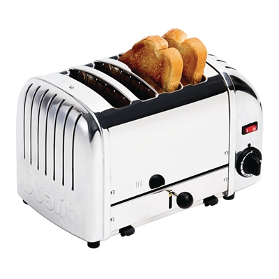 cuisinart cpt142 compact 4slice toaster by cuisinart