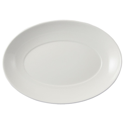 Dudson Flair Deep Oval Plate - 318mm 12 1/2 ...  sc 1 st  Nisbets & Dudson Flair Deep Oval Plates 318mm - GC474 - Buy Online at Nisbets