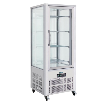 Polar Patisserie Display REFRIGERATOR - 400Ltr ...  sc 1 st  Nisbets & Polar Patisserie Display Cabinet 400 Ltr - GD881 - Buy Online at Nisbets