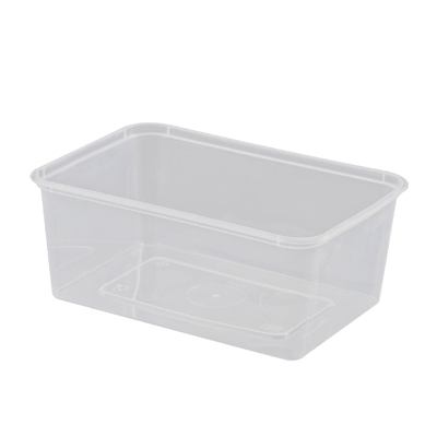 Disposable Plastic Food Containers - 10 products   Nisbets