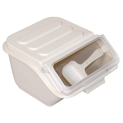 19in Araven Shallow Food Storage Tray Stackable and Dishwasher Safe 80mm Deep