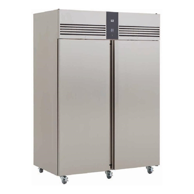 Foster EcoPro G2 2 Door 1350Ltr Cabinet Freezer with Back EP1440L ...