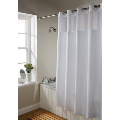Mitre Luxury Waffle Shower Curtain - P_GW412 - Buy Online at Mitre ...