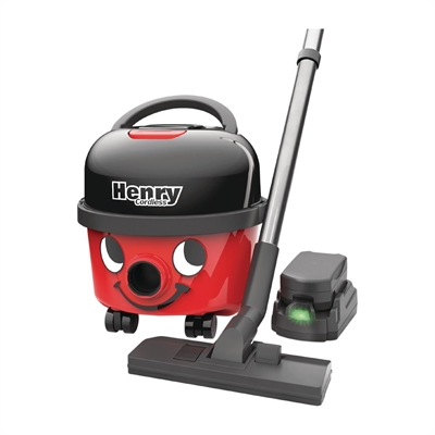Numatic Henry Vacuum Cleaner Cordless