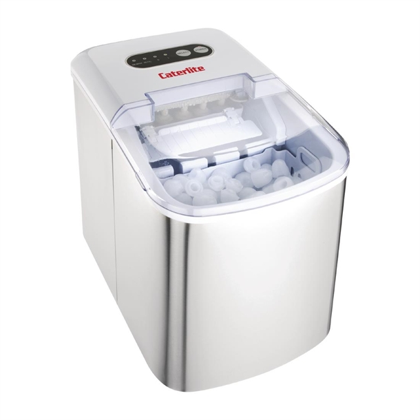 Caterlite Countertop Manual Fill Ice Machine Cn861 Buy