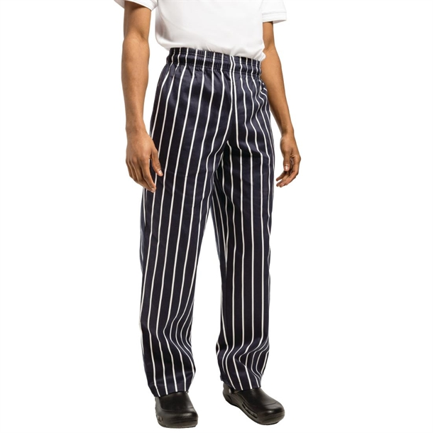 733c89a08b4 Chef Works Essential Baggy Pant Butchers Stripe - P A060 - Buy ...
