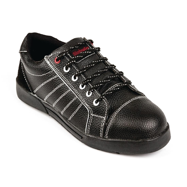 Slipbuster Icon Safety Trainers Black - P A957 - Buy Online at Nisbets 6468000a4