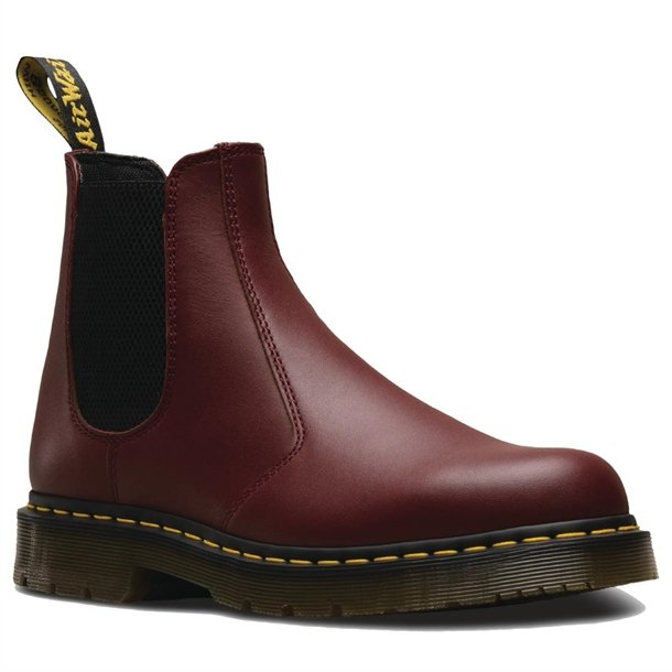 ff01e2ffb4e5bb Dr Martens 2976SR Chelsea Boot Red - P BB395 - Buy Online at Nisbets