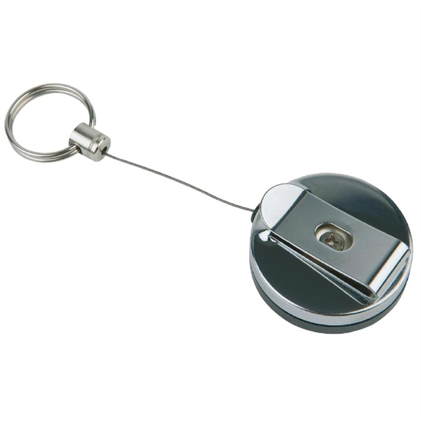 Retractable Key Chain from APS - Key Holder on Retractable Keyring ... fb55f2878bf6