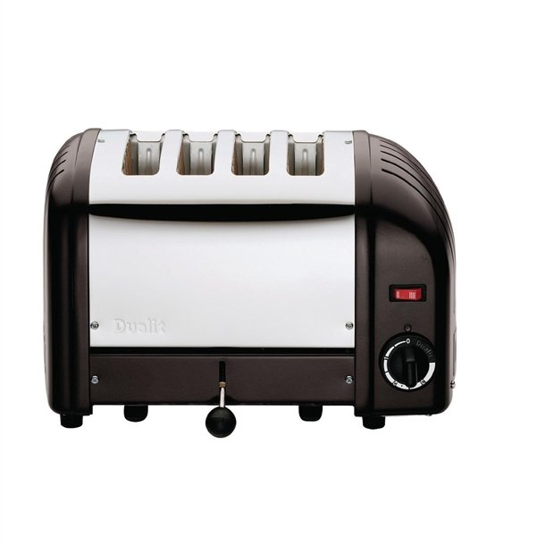 0239a2b1368 Dualit Bread Toaster 4 Slice Toaster - CK555-A - Buy Online at Nisbets