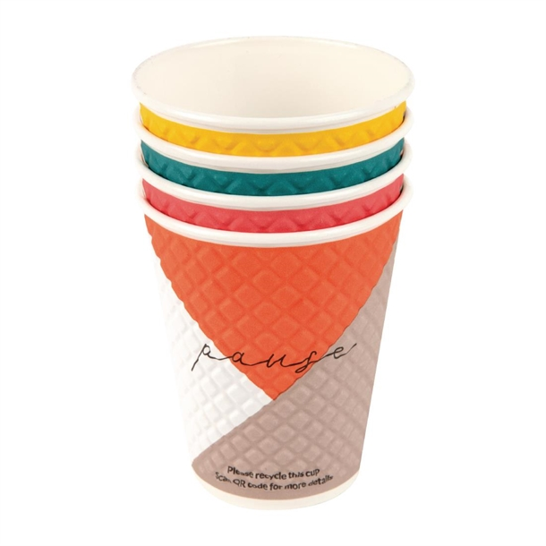 Buy double walled disposable coffee cups, Good quality