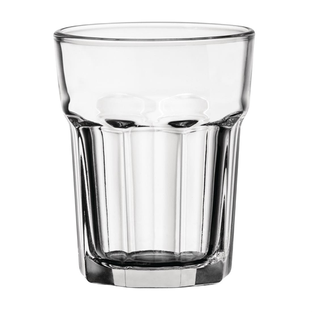 fc661c10bab8 Olympia Toughened Orleans Tumblers 200ml - GF938 - Buy Online at Nisbets