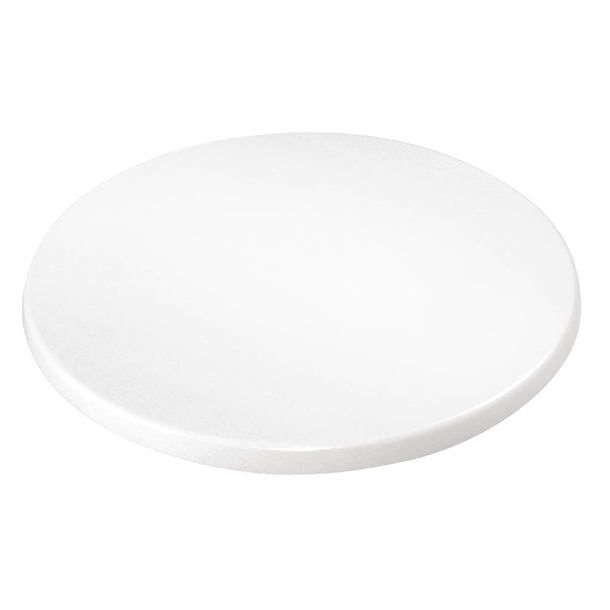 Bolero Pre Drilled Round Table Tops, Round Table Tops Uk