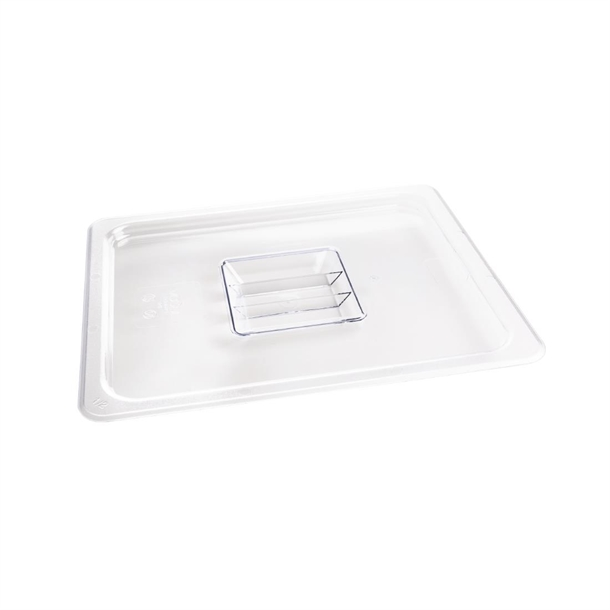 Polycarbonate GN 1/2 Cover, Genware, Polycarbonate Covers