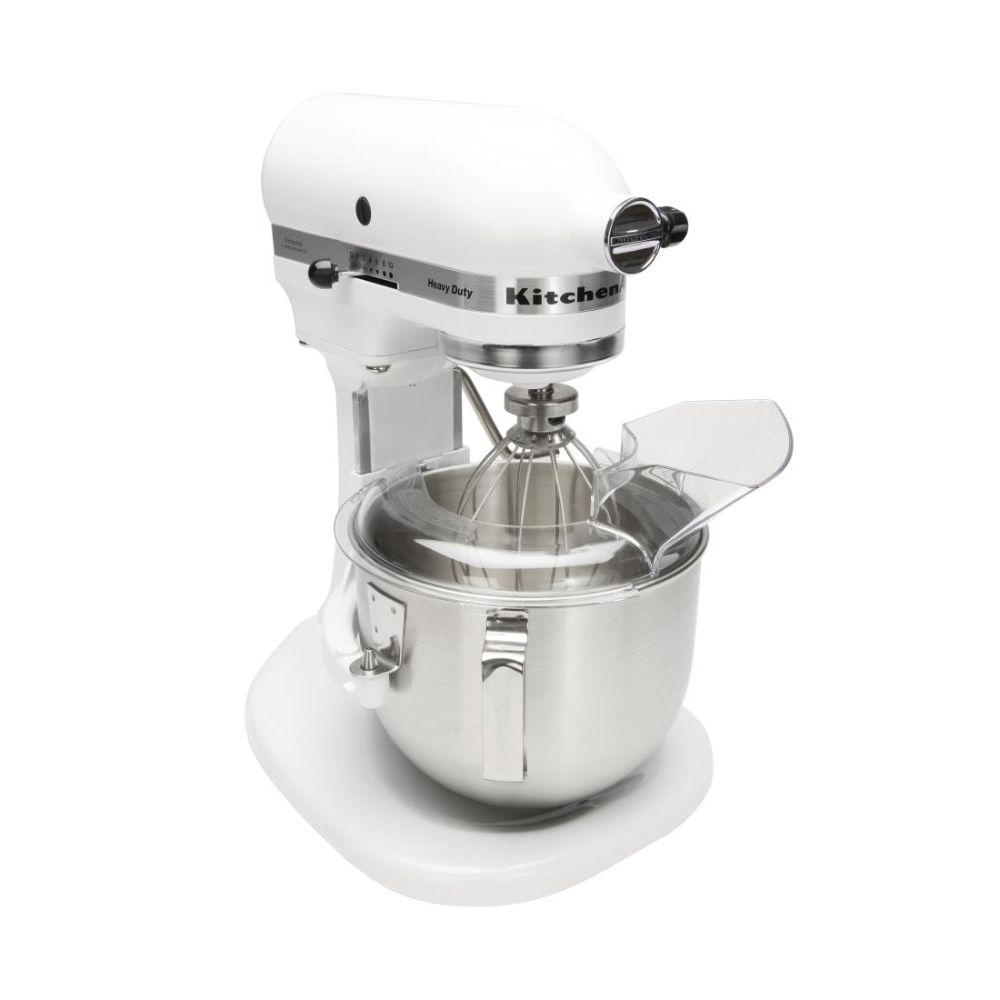 ... Kitchenaid K5 Commercial Mixer White