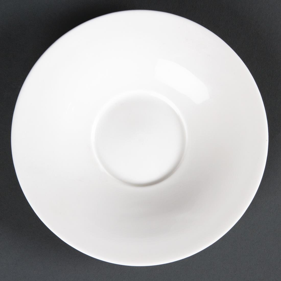 Click to view product details and reviews for Lumina Fine China Saucers 140mm Pack Of 12 Pack Of 12.