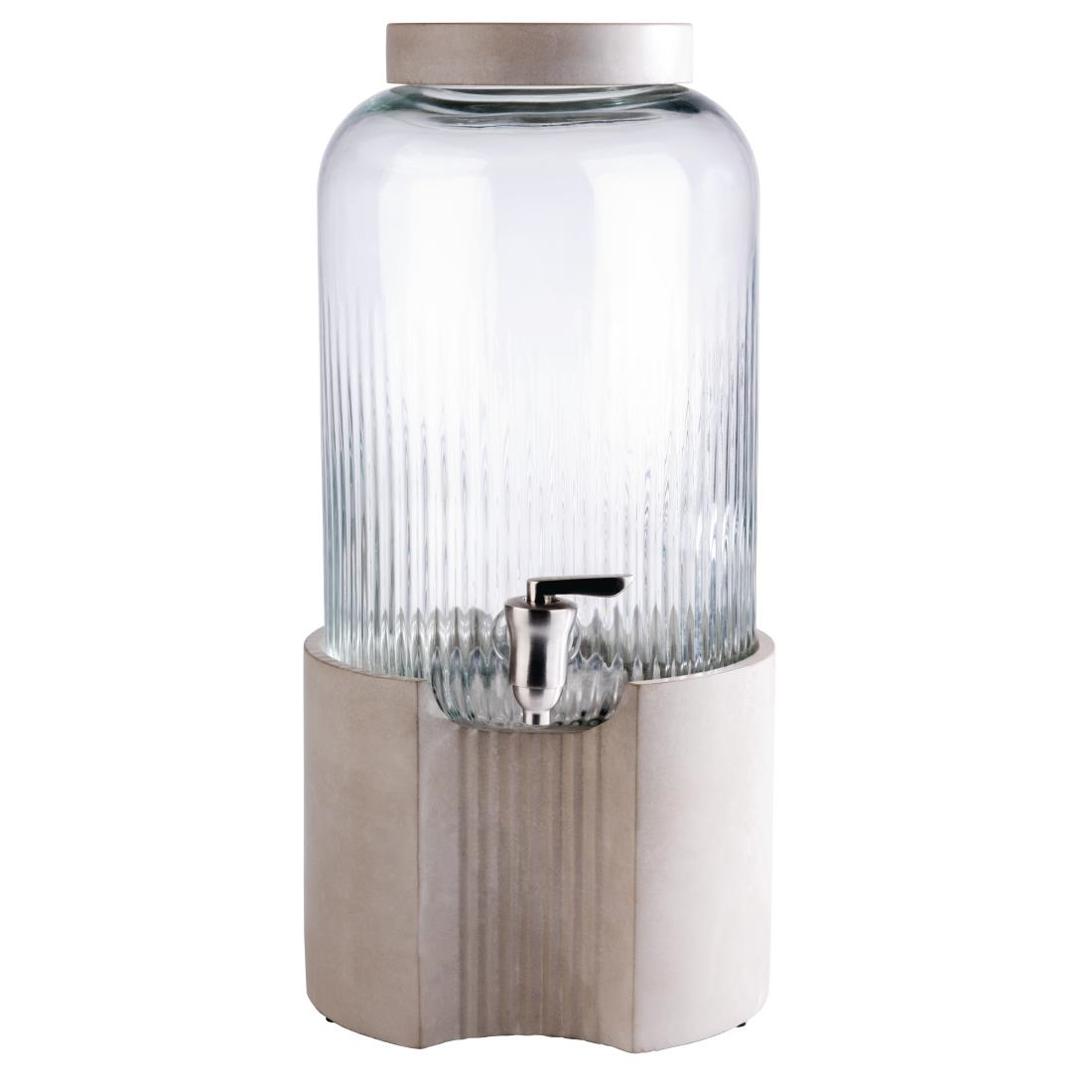 APS Element Concrete Drinks Dispenser 220 x 450mm