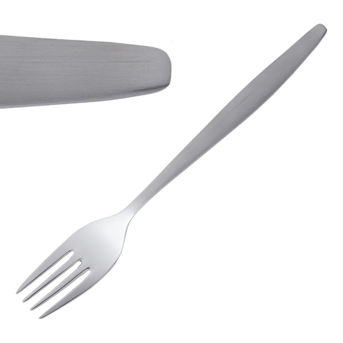 Image of Amefa Amsterdam Table Fork (Pack of 12) Pack of 12