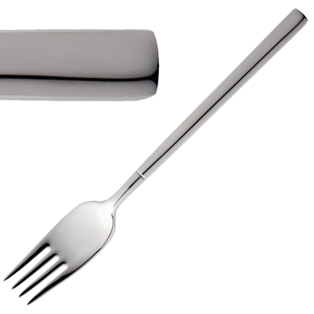 Pack of 12 Elia CD010 Sirocco Table Fork