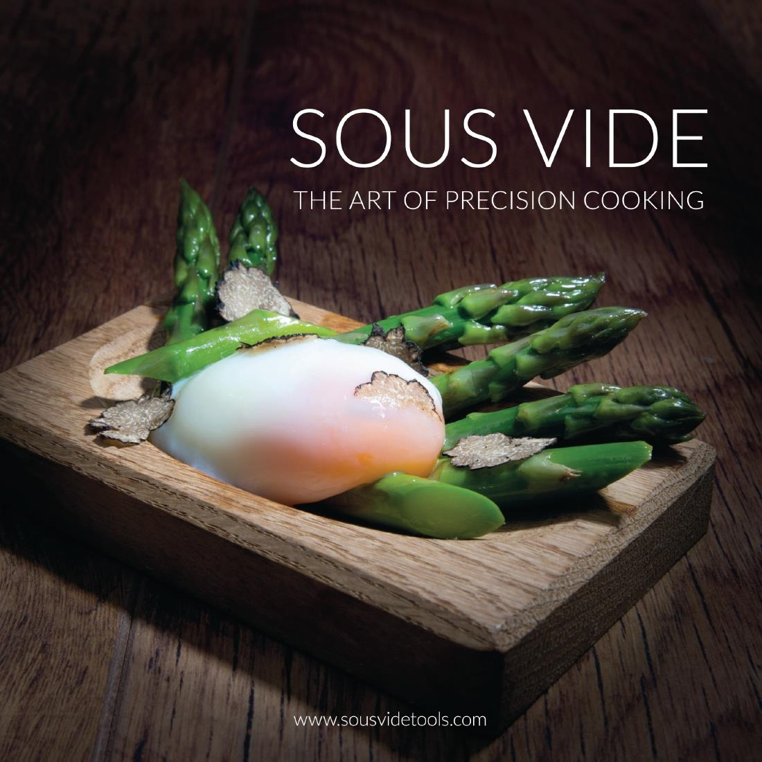 Image of Sous Vide - The Art of Precision Cooking