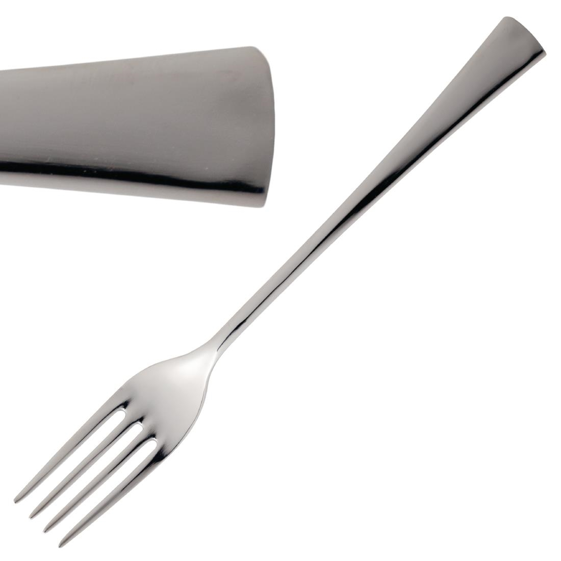 Image of Abert Cosmos Table Fork (Pack of 12) Pack of 12