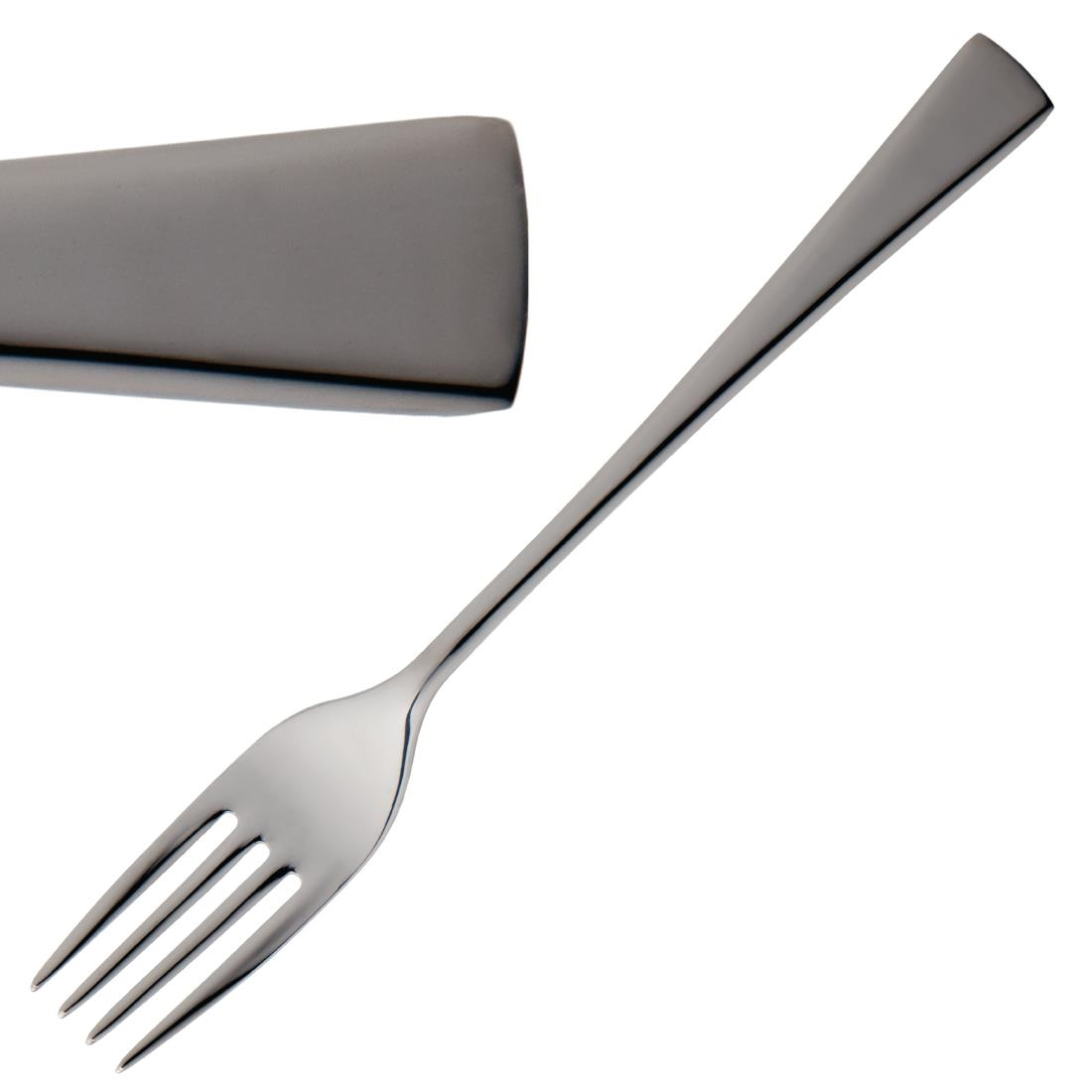 Image of Abert Cosmos Dessert Fork (Pack of 12) Pack of 12