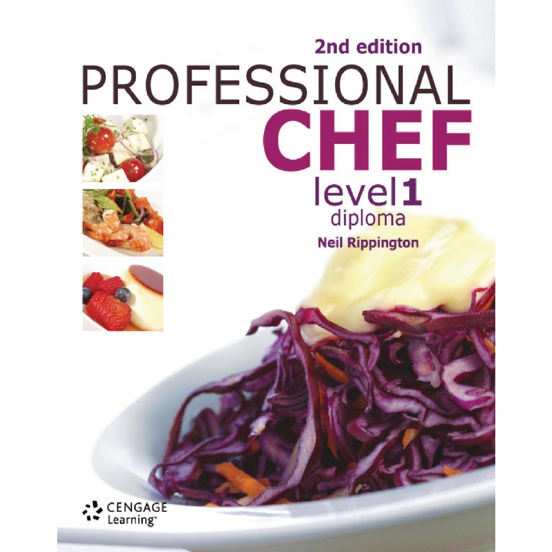 Image of Professional Chef Level 1 Diploma - 2nd edition