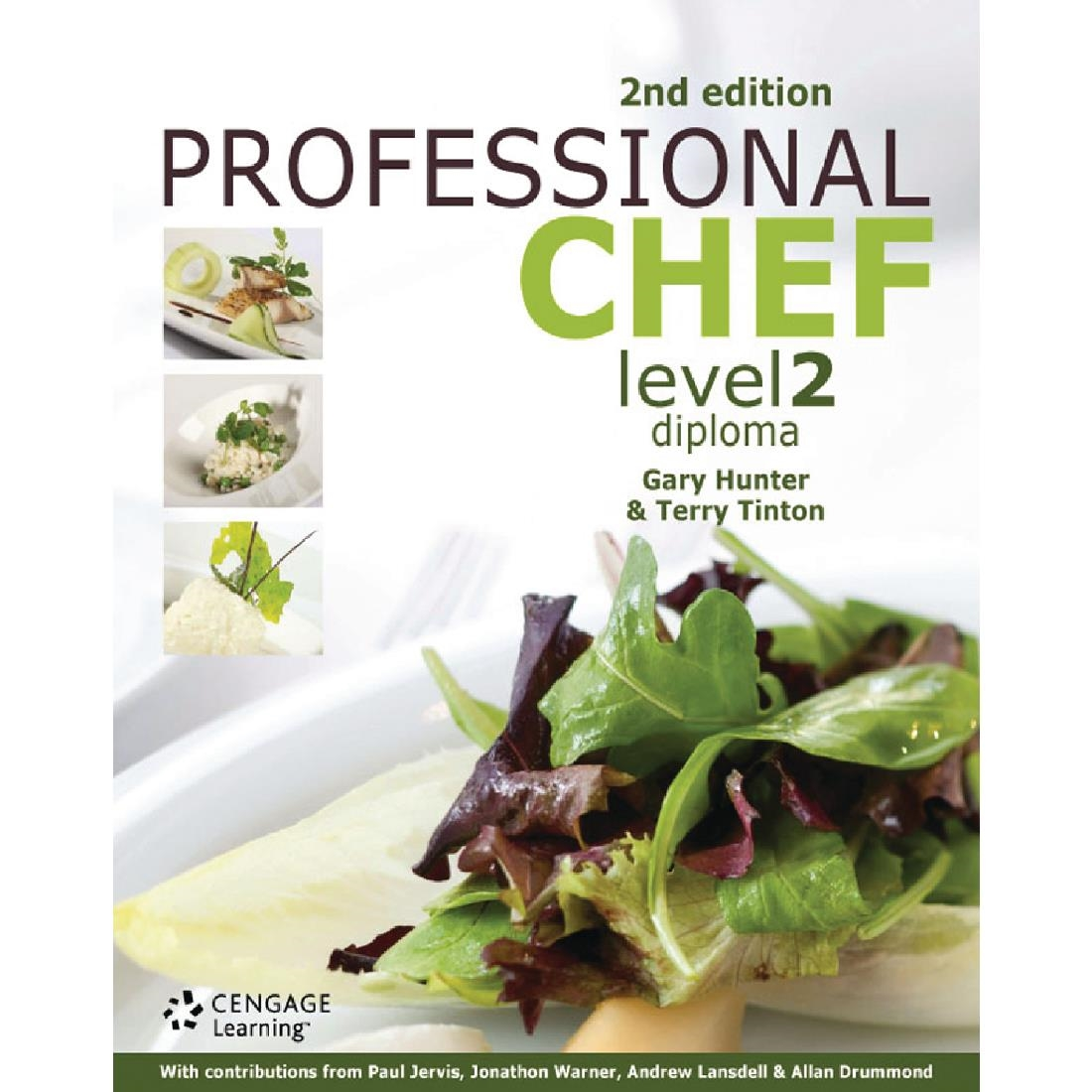 Image of Professional Chef Level 2 Diploma - 2nd edition
