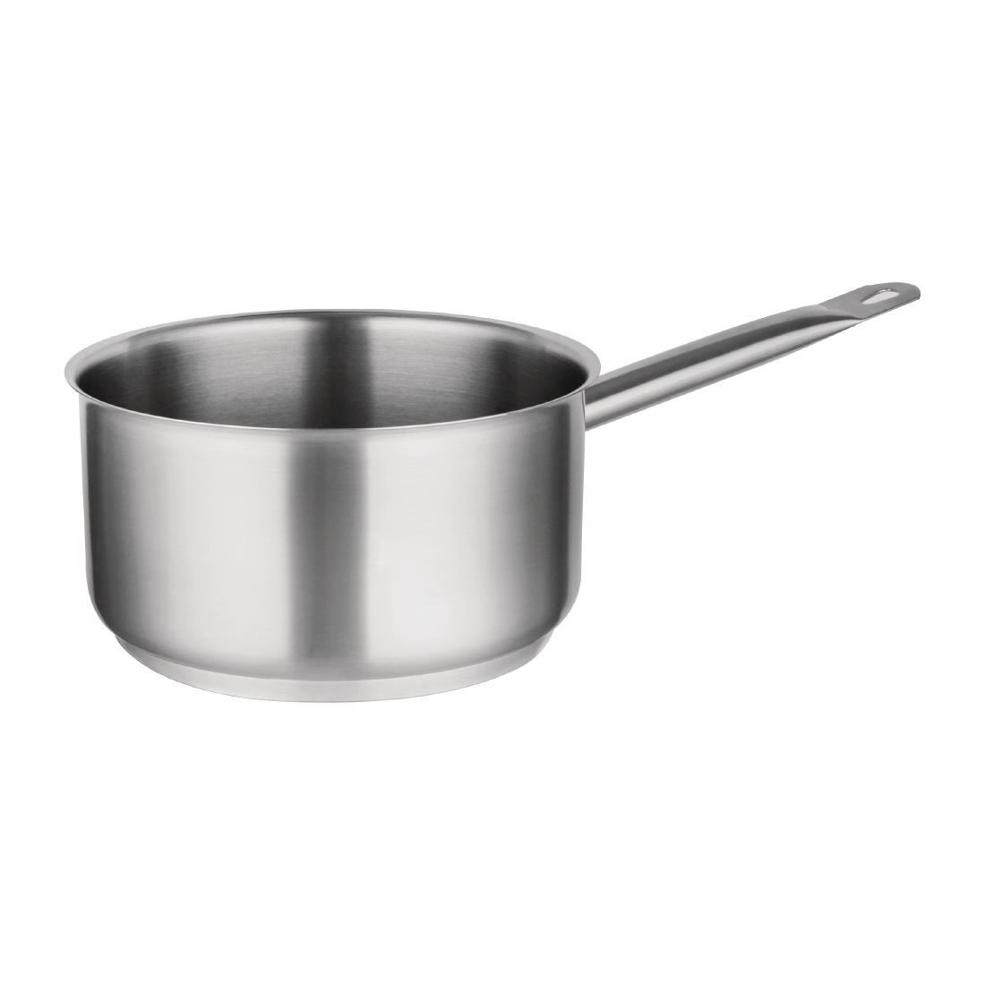 Commercial Kitchen Stainless Steel Pots