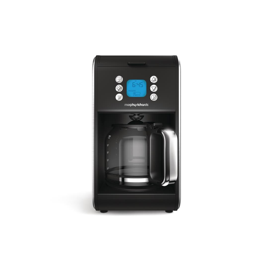 Click to view product details and reviews for Morphy Richards Accents Filter Coffee Maker Polished Steel.
