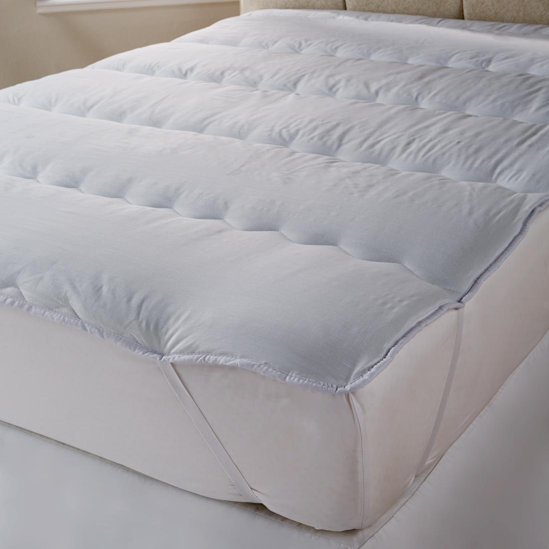 Image of Mitre Comfort Mattress Topper European Double