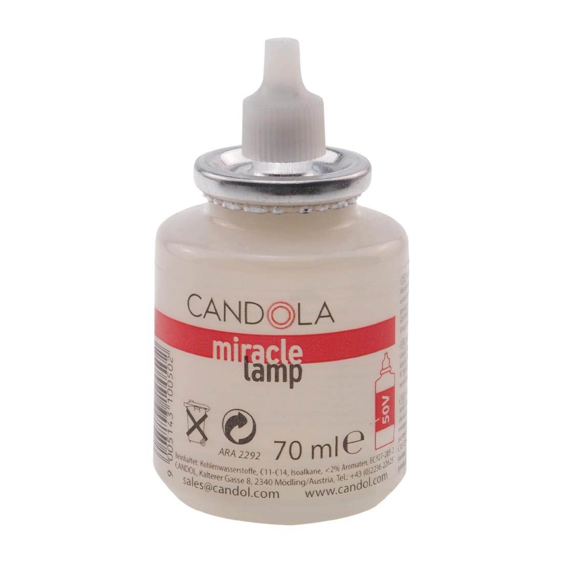 Candola 20hr Fuel Cell Refills Pack of 40