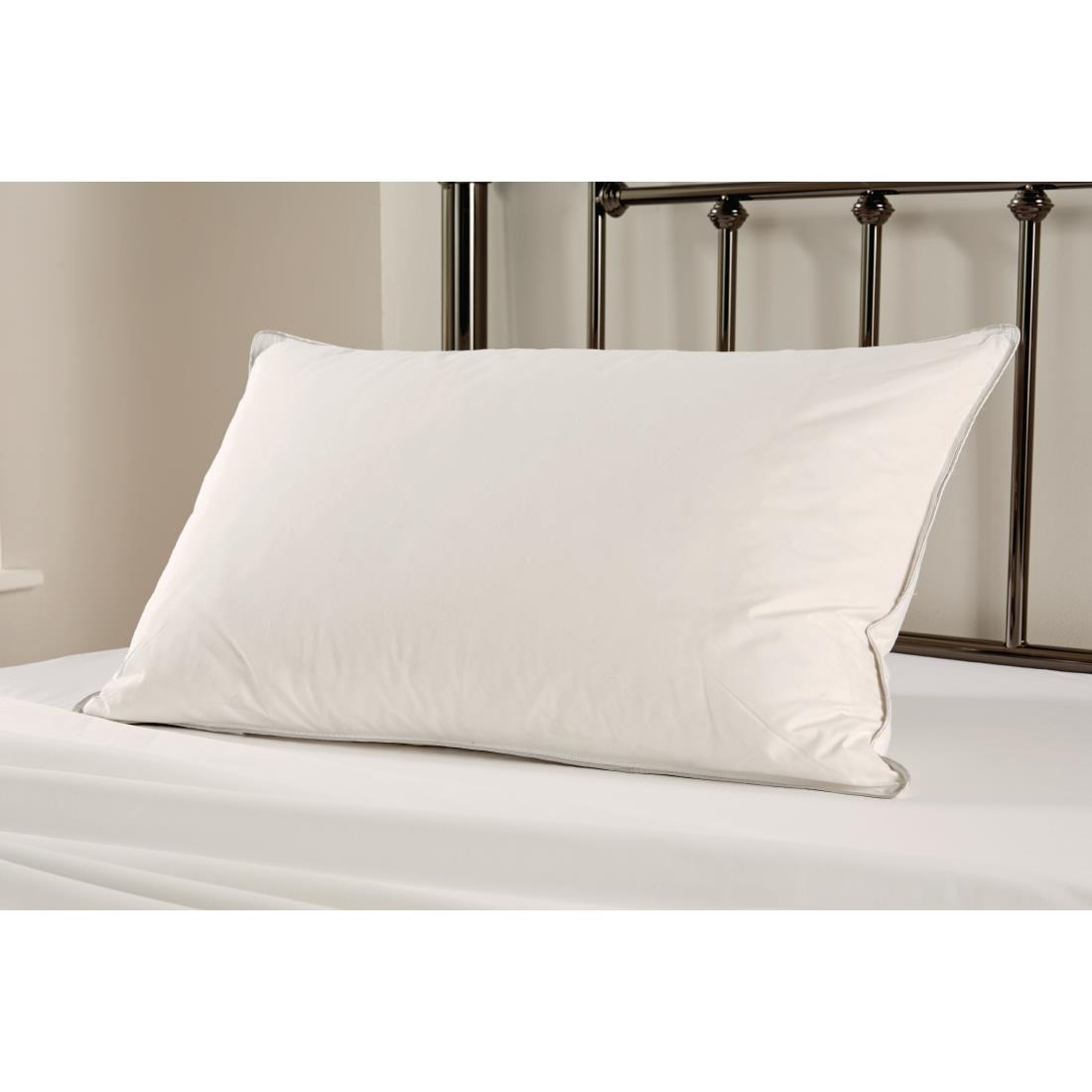 Image of Mitre Luxury Microfibre Pillow Firm