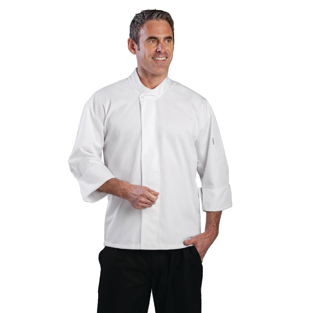 Click to view product details and reviews for Whites Orlando Unisex Chefs Tunic L.