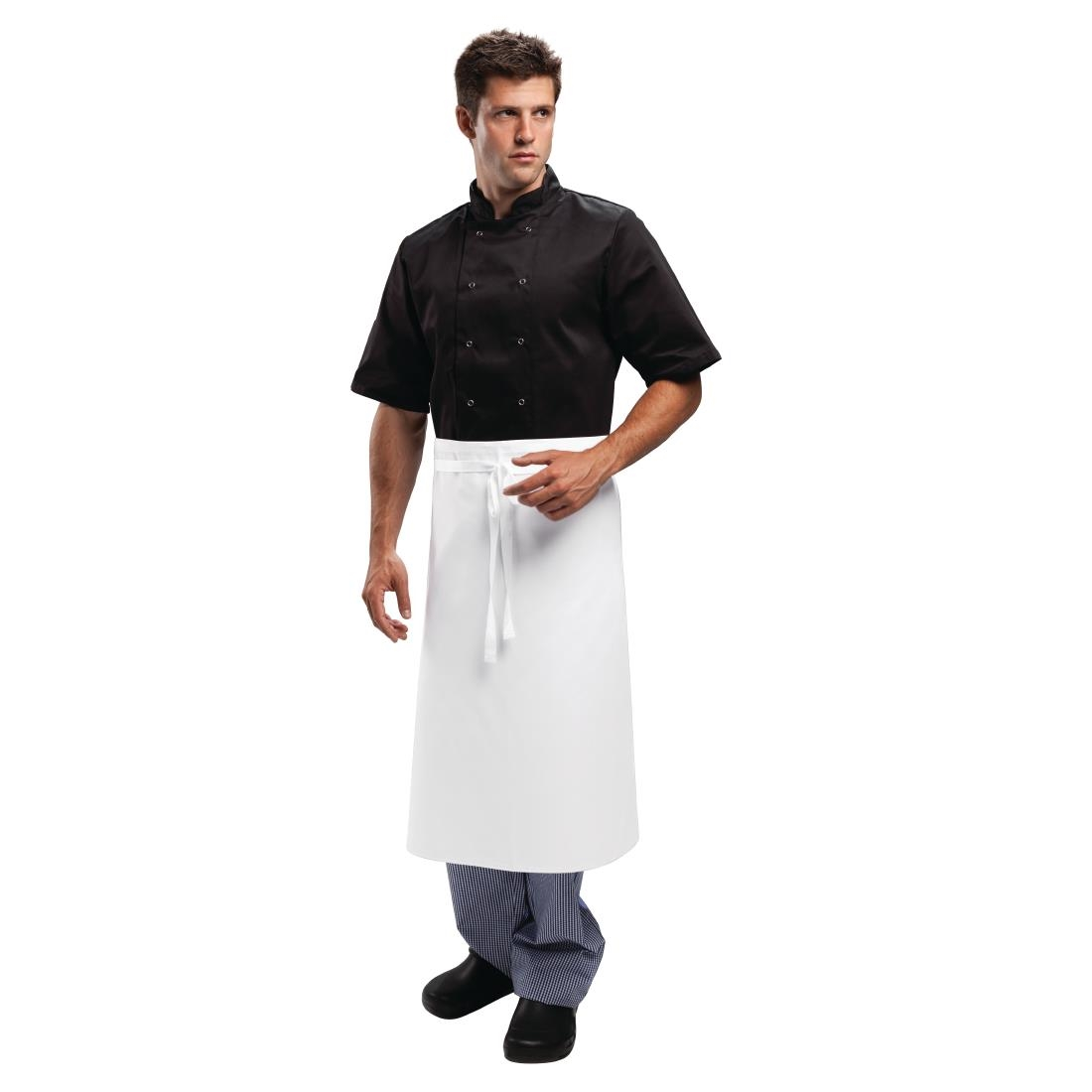 White apron catering reviews