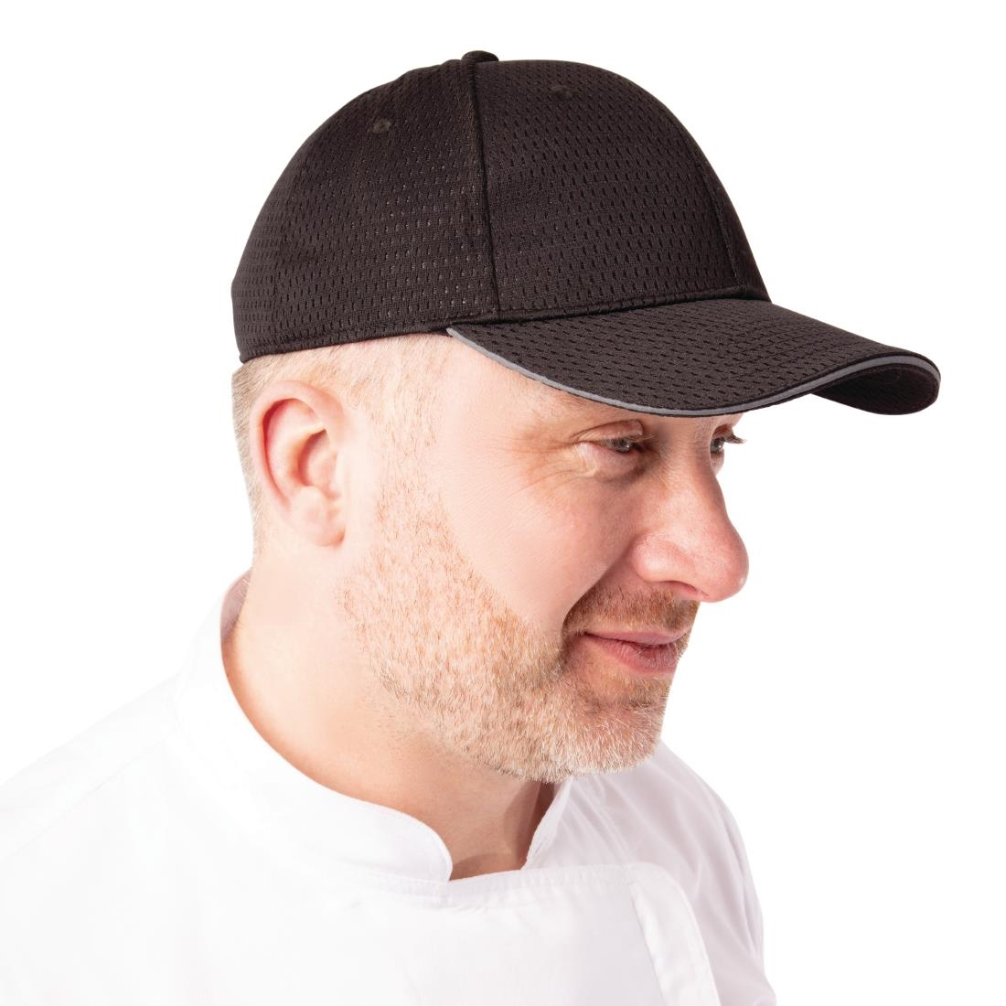 e27a0d8c0 Chef Works Cool Vent Baseball Cap with Grey - A942 - Buy Online at ...