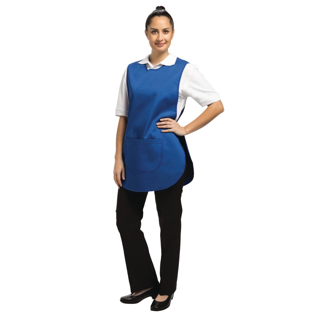 Click to view product details and reviews for Unisex Tabard With Pocket Royal Blue Large.