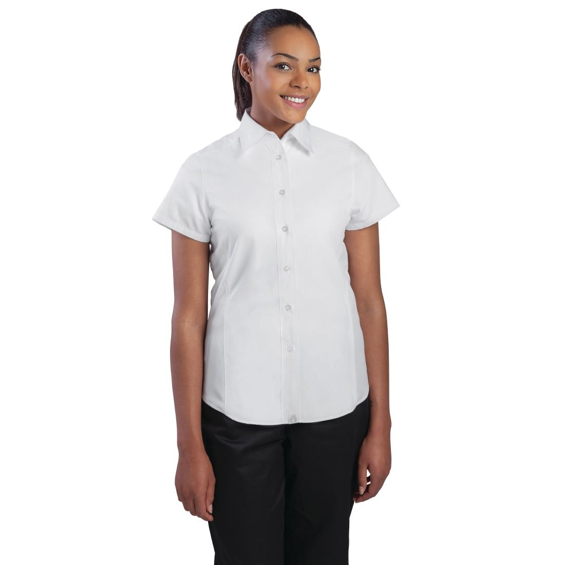Click to view product details and reviews for Chef Works Womens Cool Vent Chefs Shirt White S.