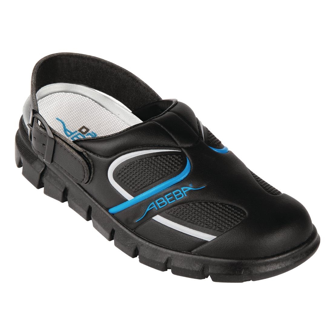 Image of Abeba Dynamic Microfibre Slip On Clogs 43
