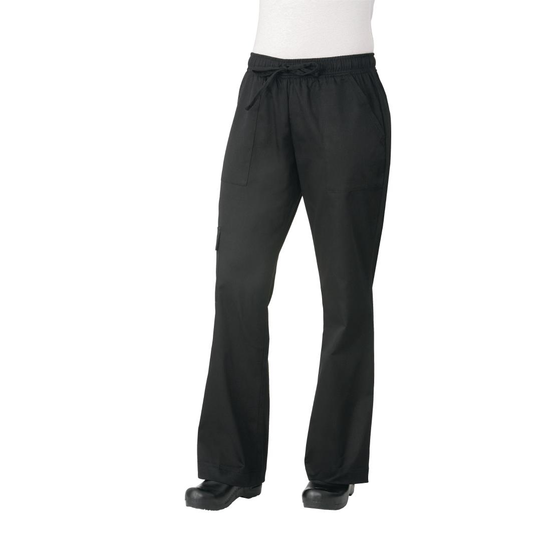Click to view product details and reviews for Chef Works Womens Cargo Chefs Trousers Black L.